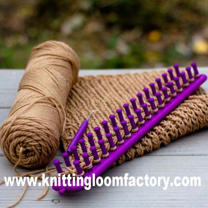 113 Best Loom Knitting For Beginners Images On Pinterest Loom