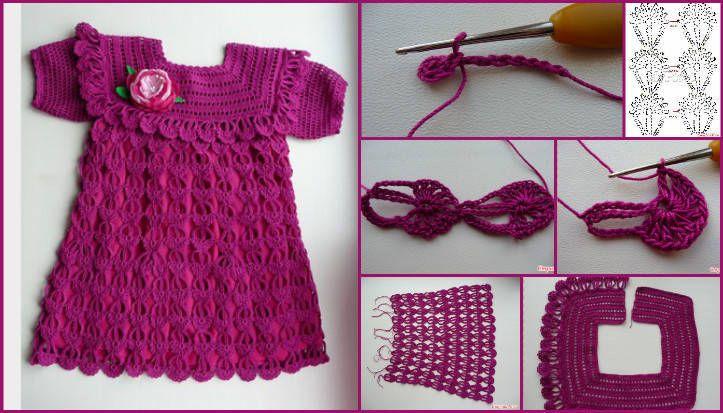 Selamlar,Daha önce tığ işi elbise elbise denediniz mi bilmem? Ancak meraklıları bir hayli fazla. Bizde sizlere adım adım tığ işi elbise yapımı konusunu