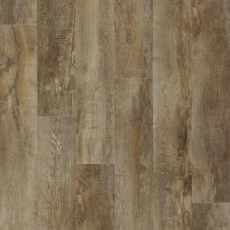 Country Oak 54852 - Wood Effect Luxury Vinyl Flooring - Moduleo