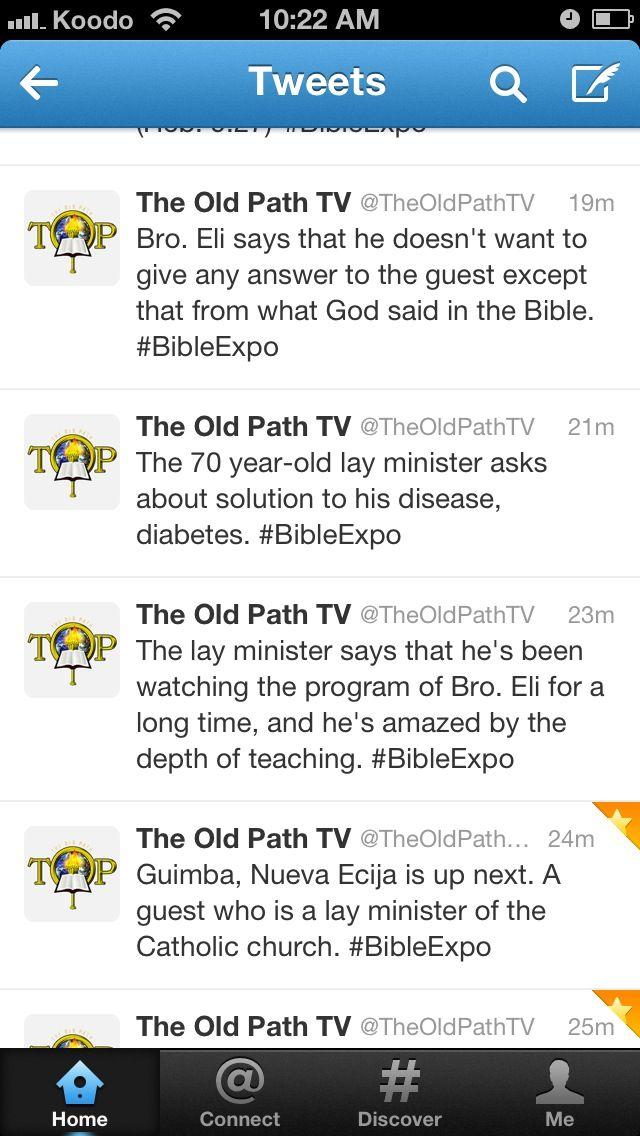 Bible Expo