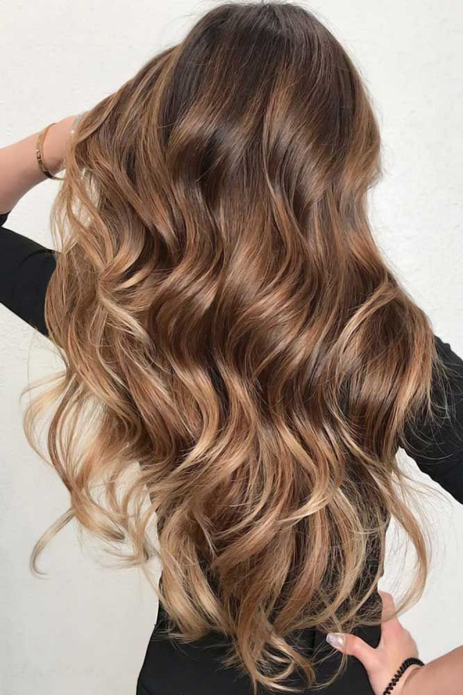 Getting balayage hair is a great investment for your stylish look. See how variously you can freshen your base with a new shade without spending a fortune.