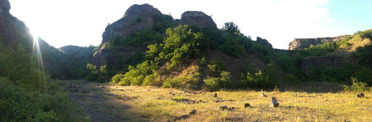 Mount Ság http://vulkansag.hu/NATURE/Mount_Sag.html