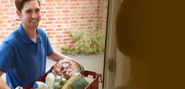 Don't Mind Grocery Shopping? Make $25 Per Hour Delivering Food with Instacart