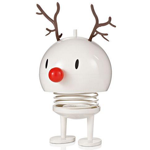 Weihnachtlich: Hoptimist in weiß. #impressionen #hoptimist