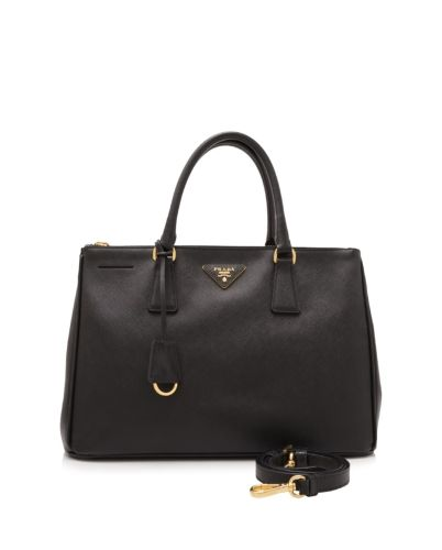 b3fefbd36706 Prada - Pre-Owned Prada Saffiano Lux Galleria Shopping Bag