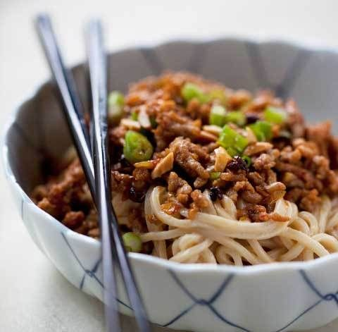 Lucky Strike's dan_dan_noodles | In the Kitchen | Pinterest