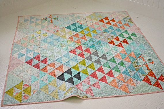 McElligot's Pool Quilt Reserved for Melissa by BlueElephantStitch