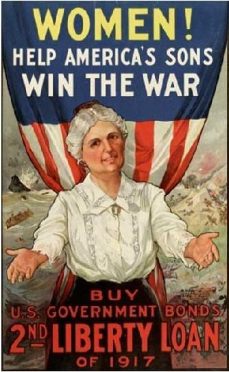 Women! WWI - America