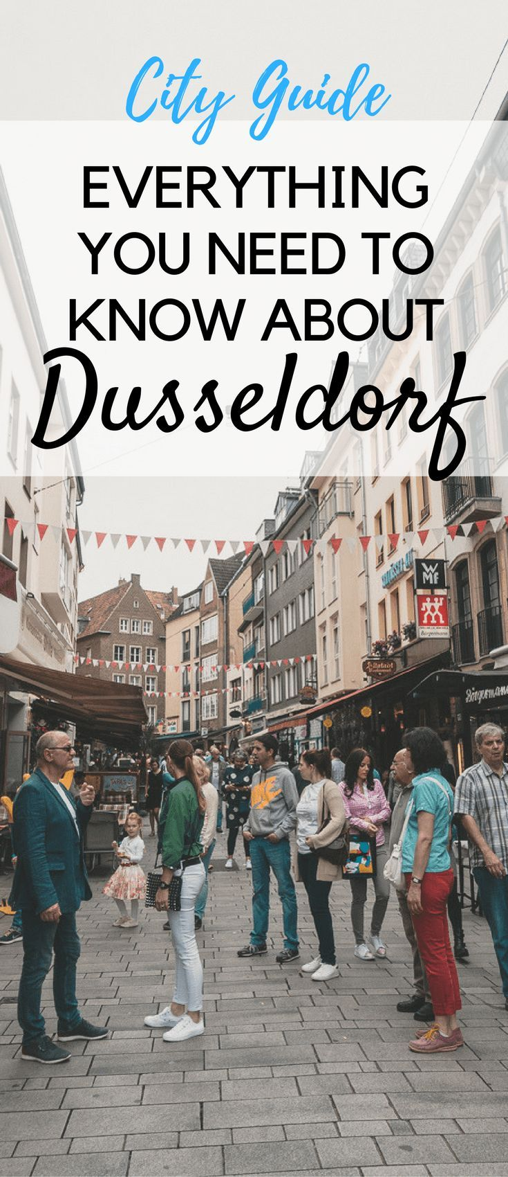 If you're going to Dusseldorf, jump right into the best things to do, see, and eat with my city guide. Find out where to stay, eat, drink, and what to do. Click through to find it all out!