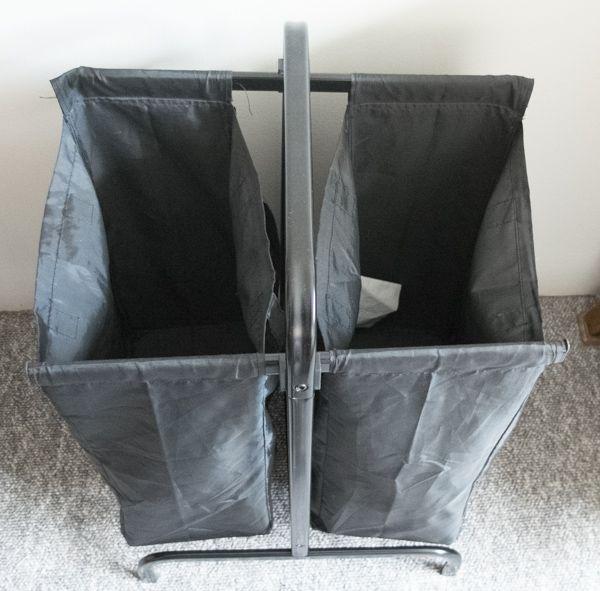 Laundry Sorter Hamper Dark Or Light 30 Offer