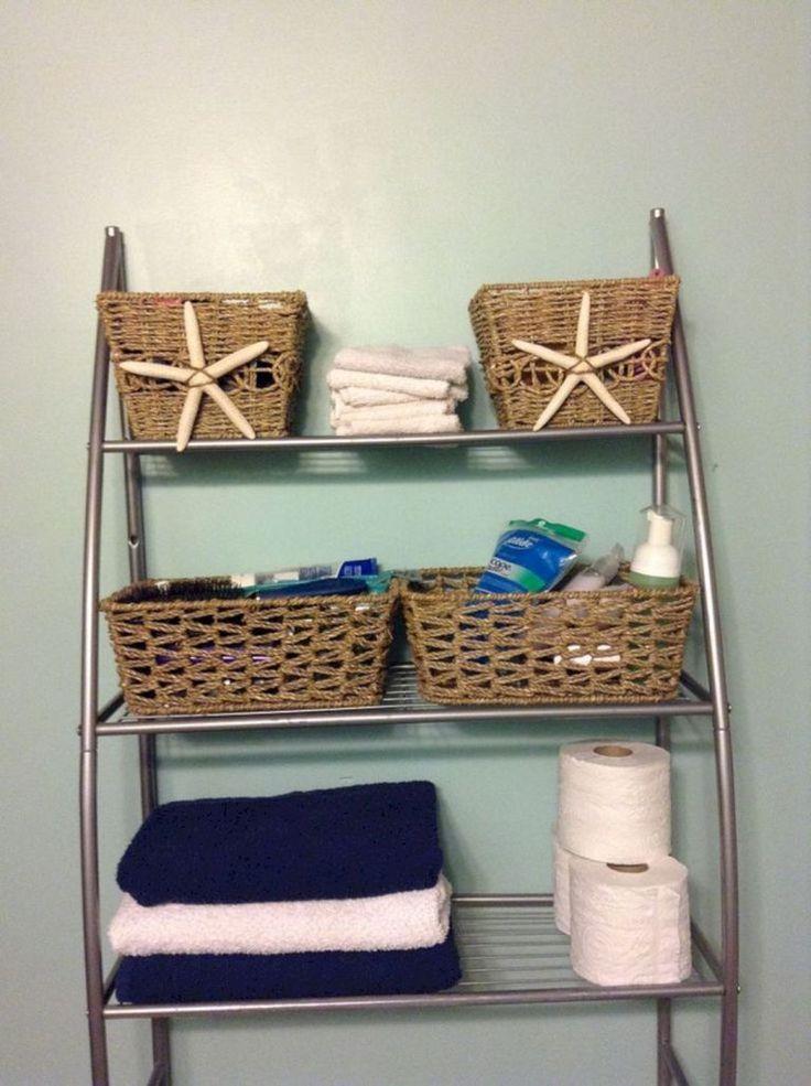 Coastal Bathroom Decor 46 – Bathroom Design