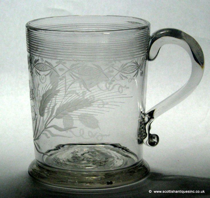 Georgian Drinking Glass Types