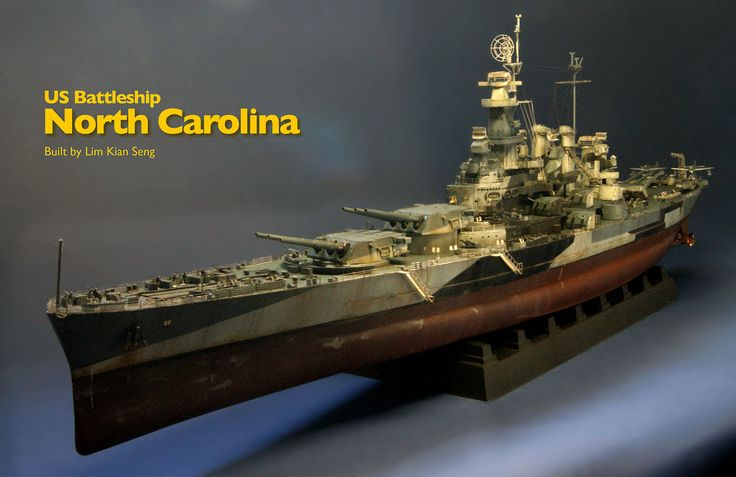 USS North Carolina (BB 55)