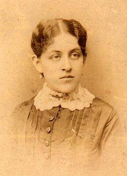 Carrie Chapman Catt (1883)