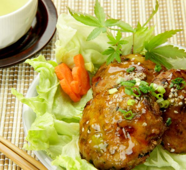 Tofu & Edamame Burgers | Vege mains | Pinterest