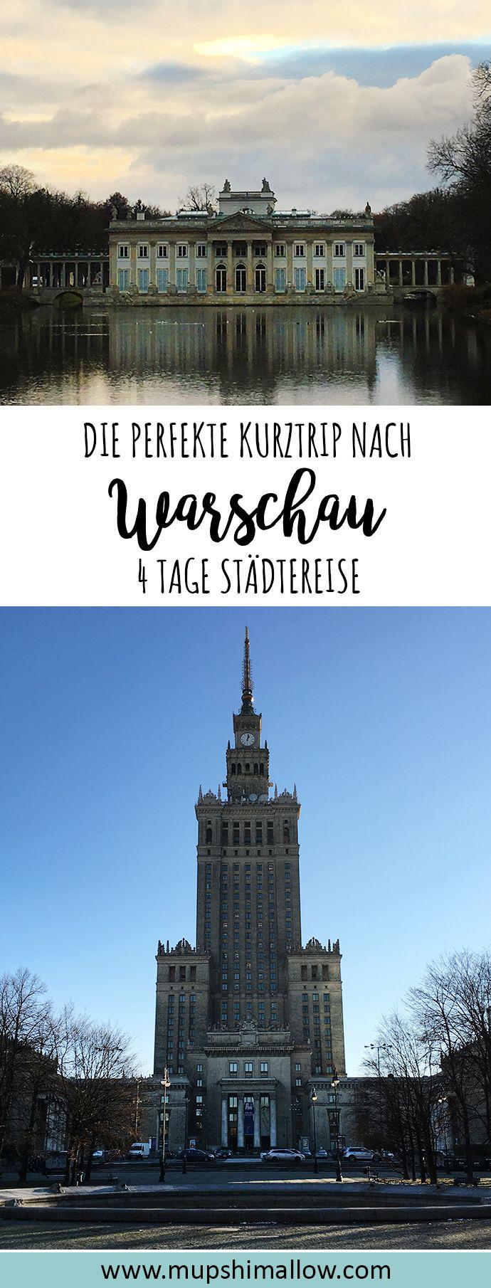 72 Stunden in Warschau - Ein Reisebericht