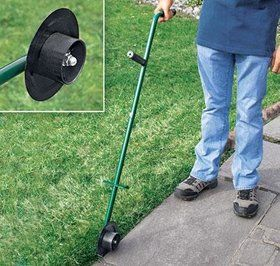 Check out Rotary Lawn Edger from Harriet Carter