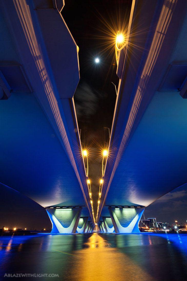 Garhoud Bridge Dubai UAE 1244 best