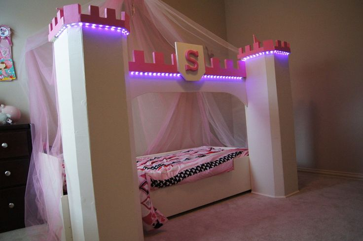 Princess Toddler Bed By SkywriterCreations On Etsy 645