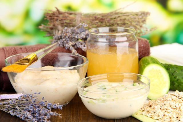 5 produktów spożywczych, z których stworzysz najlepsze pielęgnacyjne kosmetyki #KOSMETYKI #DOMOWE #KOSMETYKI