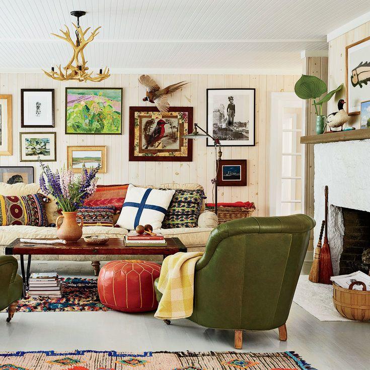 Lake House Living Room Decor: Best 25+ Lake Cottage Living Ideas On Pinterest