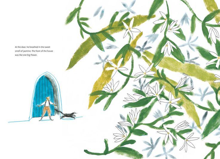 Azizi and the Little Blue Bird image 4