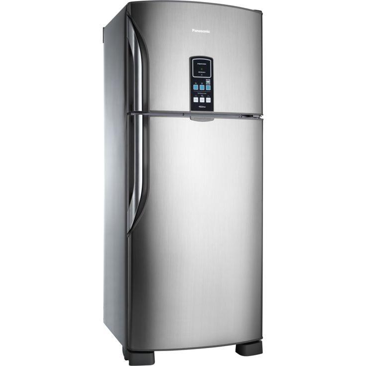 #Refrigerador #Panasonic 435L com até R$260 de desconto na #fastshop