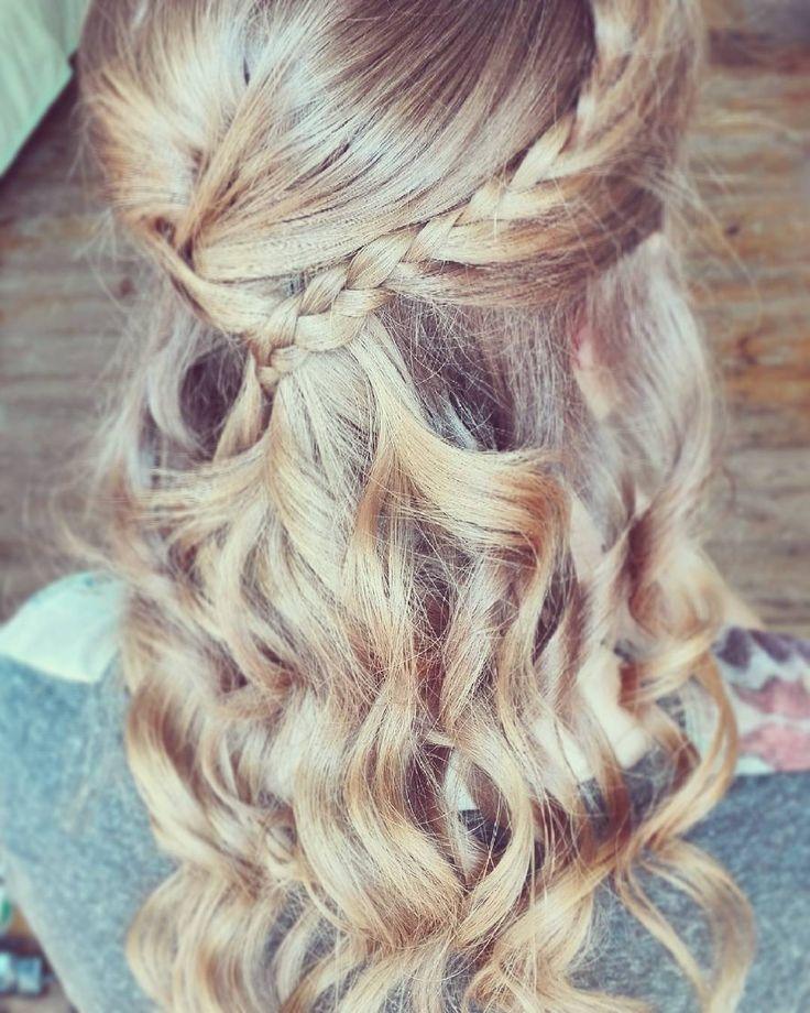 #365daysofbraids #day37 #hairchallenge #braidschallenge #wyzwanie #warkocze #fryzura #dlugiewlosy #blond #hairoftheday #instabraids #hairstylist #hairblog