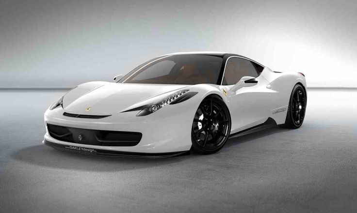 Ferrari Latest Cars