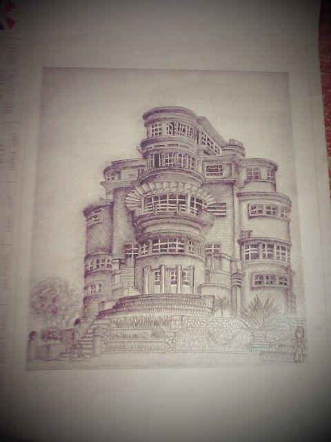 Gambar arsitektur, ISOLA