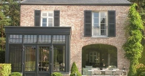 Image result for belgian house style with shutters