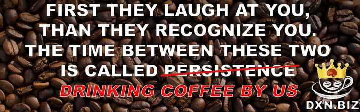 DXN Ganoderma coffee-effect ;)
