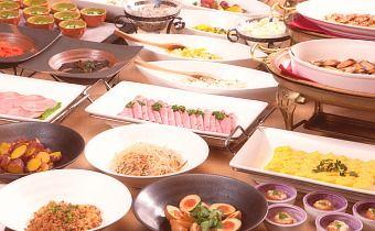 【福岡県久留米市 ホテルニュープラザKURUME】朝食バイキングimage