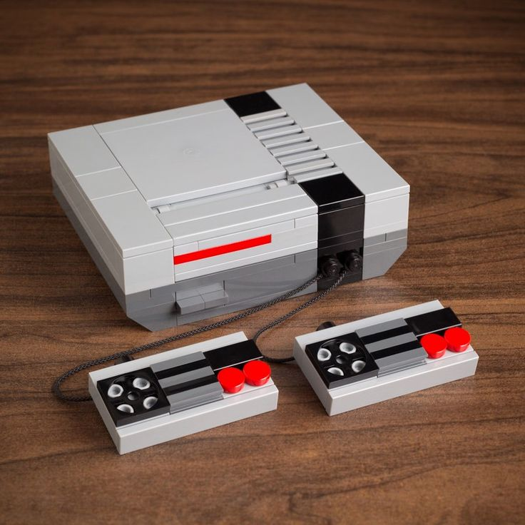 Chris McVeigh sells custom Lego sets of items like old computers, desks, video game consoles, and bonsai trees. Oh, and he d...