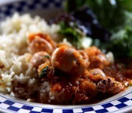 Receita Choquinhos guisados por elvirandre - Categoria da receita Pratos principais Peixe