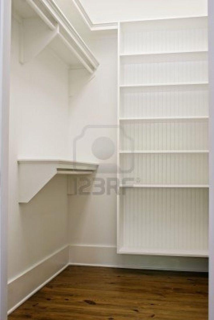 Small Closet Shelving Idea  Simple And Great Design.