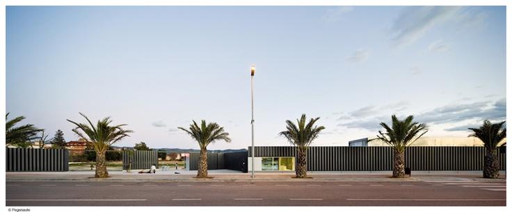 ARQA - Piscina, Vestidores y Sala Deportiva, en Jesús  http://www.arqa.com/?p=344234