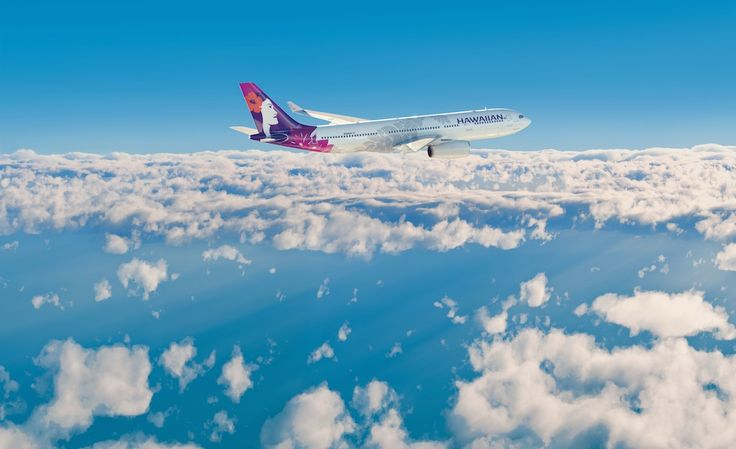 Hawaiian Airlines présente une nouvelle livrée