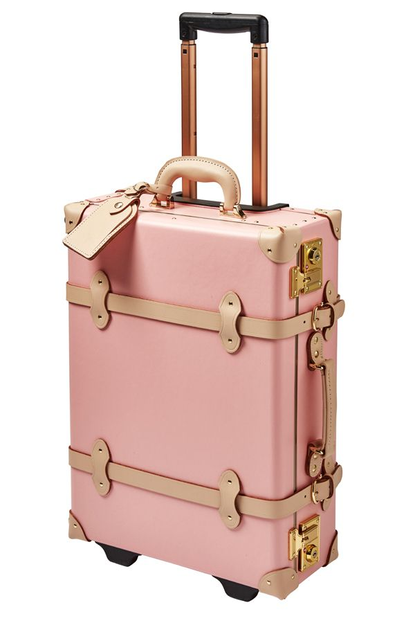 Luggage this cute calls for some serious travel planning...