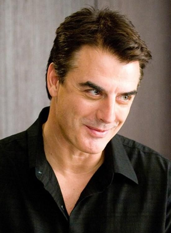 Chris Noth...YES PLEASE!!!