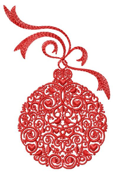 Christmas Toy Embroidery Design