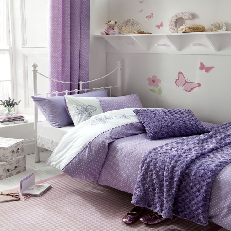 Purple Dream Bedrooms For Girls Black Bedroom Wall Decor Bedroom Design In India Colour Shades Of Bedroom: Best 25+ Single Girl Bedrooms Ideas On Pinterest