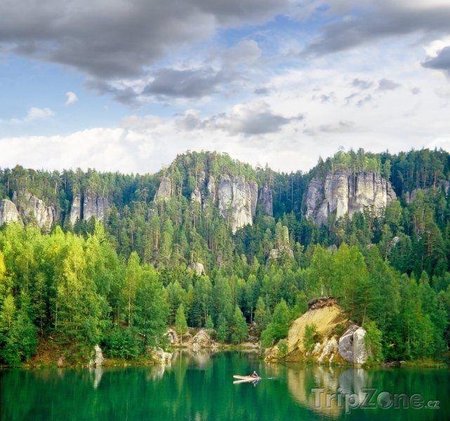 Fotka, Foto Adršpašskoteplické skály (Česká republika)