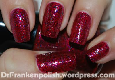 Dr. Frankenpolish | Creating nail polish with a bit of love, patience, and occasional mess!
