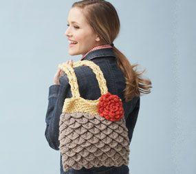 Love it: Crochet Bags, Free Pattern, Crochet Tote, Mermaids, Crochet Purses, Tears Purse, Crochet Patterns, Mermaid Tears, Purse Patterns
