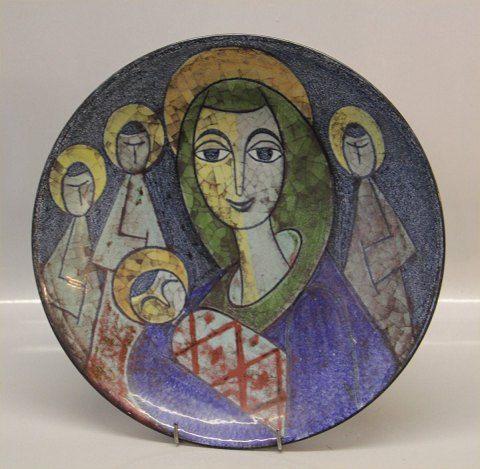 Michael Andesen Bornholm 4106-1 Jomfru Maria, Jesusbarnet og de vise mænd 29,5 cm
