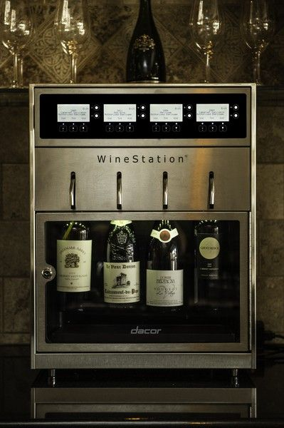The Most Expensive Kitchen Appliances Dacor Discovery Winestation Price 5 299 Dacor S Discovery Winestation