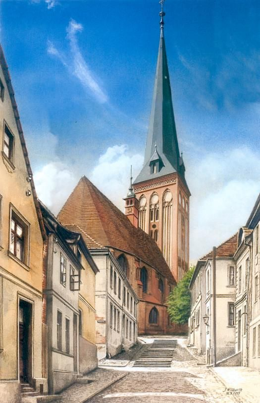 Johanniskirche Stargard