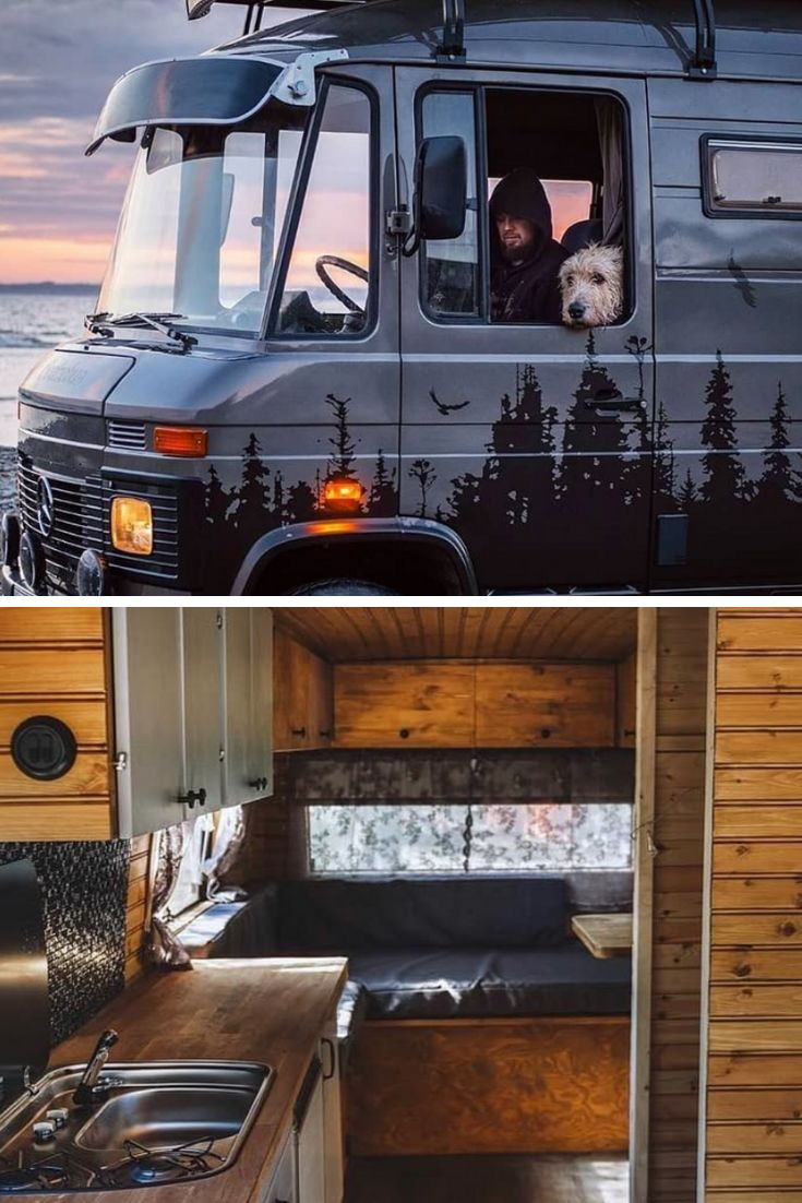 45+ Cheap & Beautiful Ideas For Your Camper van Project – House Topics