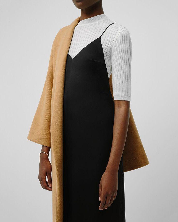 Rowan outift idea // layer under a dress